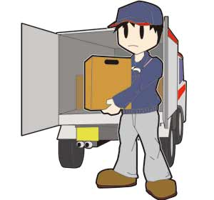 荷卸の補助作業